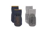 Lassig - 4kids - Anti-Slip Socks - Blue/Grey