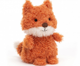 jellycat-Little Fox (H7''*W3'')