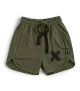 Light Gym Shorts/ Olive