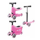 Micro Mini2go Deluxe plus-pink