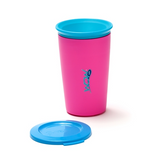 wow cup kids pink
