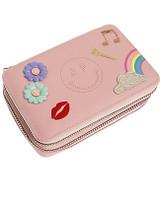 Jeune Premier Pencil Box Filled/ Lady Gadget Pink
