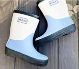 Stonz rainboots/ blue&white/ 10T