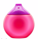 FLUID SIPPY CUP PINK/PURPLE