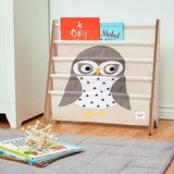 3 Sprout Book Rack