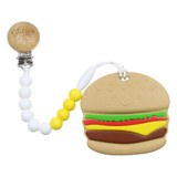 Burger Teether