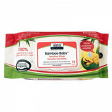 Bamboo Baby® Sensitive Wipes-72ct
