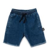 NUNUNU Denim Shorts