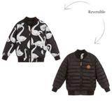 Mini Rodini Swan Insulator Jacket