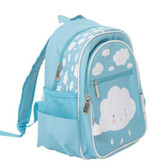 A Little Lovely Company Backpack Blue Cloud