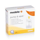 Medela® Pump & Save™ 20-Count Breast Milk Bags