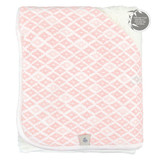 Perlimpinpin Bamboo hooded towel - Diamond