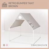 Creamhaus Retro Bumper Mat Tent