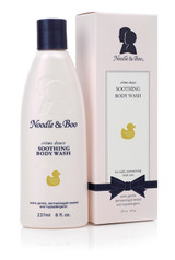 Noodle & Boo Soothing body wash 8oz