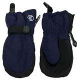 Calikids Mitten with Clips Blue