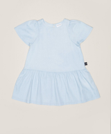 Huxbaby Chambray Mia Dress