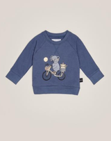 Huxbaby Bike Sweatshirt
