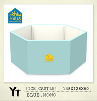 CREAMHAUS ICE CASTLE YT BLUE MONO