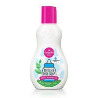 Dapple Baby Bottle & Dish Liquid, Lavender (Travel Size) 3oz/89ml