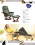Stressless Diplomat Recliner Product Sheet Download