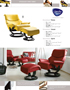 Stressless Vision Product Sheet Image