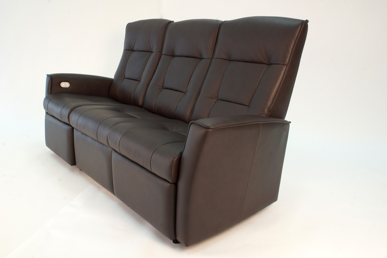Fjords Ulstein Wall Saver 3 Seat Sofa Free Delivery