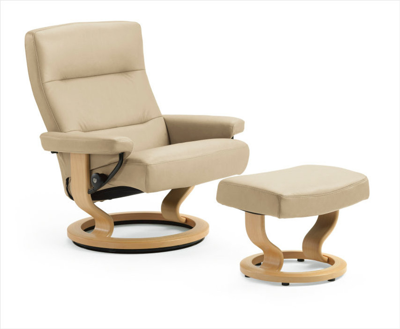 ekornes stressless pacific recliners clearance models