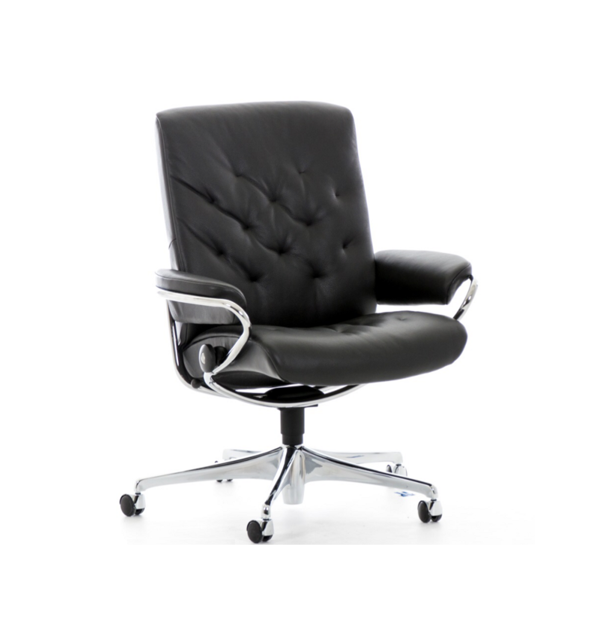 Stressless Metro Office Chair Low Back Option