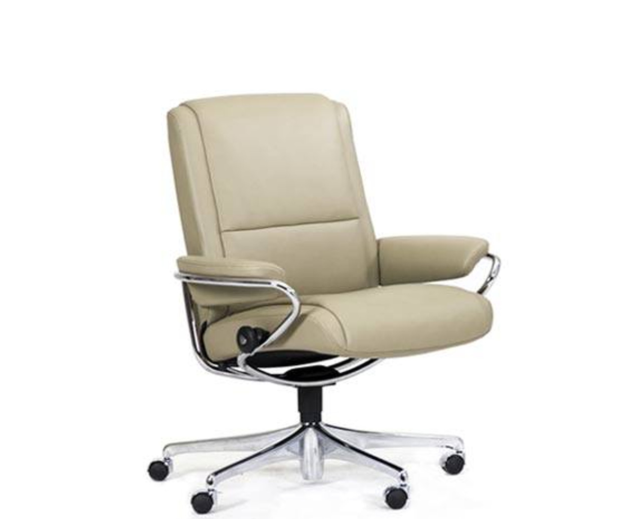 Stressless Paris Low Back Office Chair- Nationwide Delivery