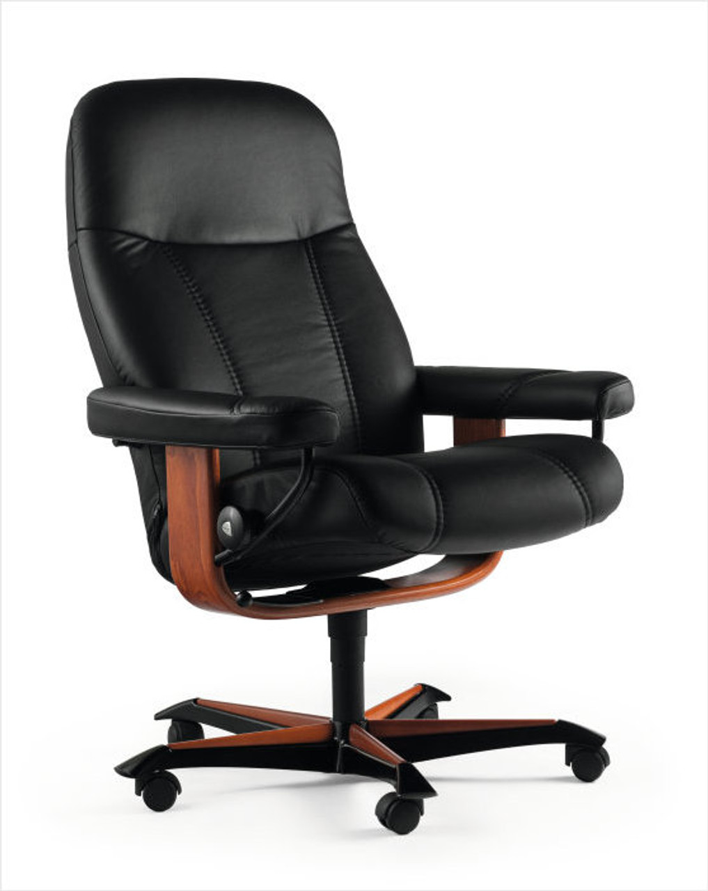 Ekornes Stressless Consul Office Chair Authorized Discount