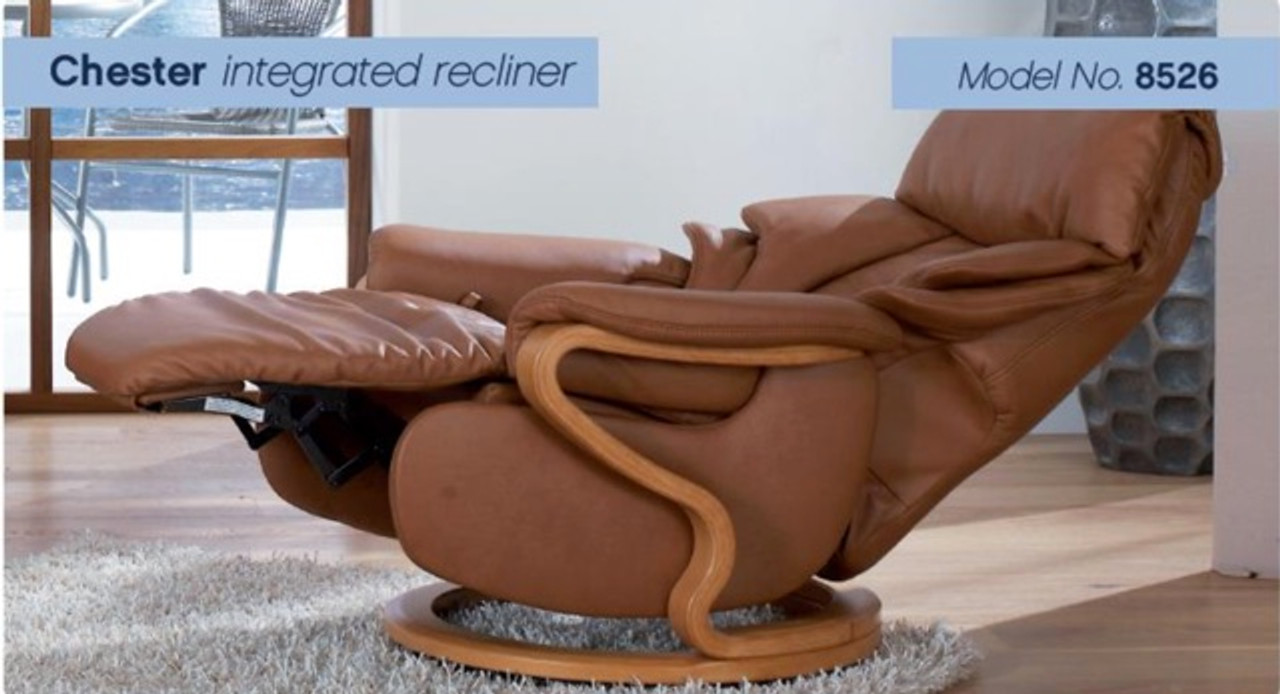 Miraculous Chester Integrated Recliner Chair With Footrest By Himolla Ships Free Caraccident5 Cool Chair Designs And Ideas Caraccident5Info