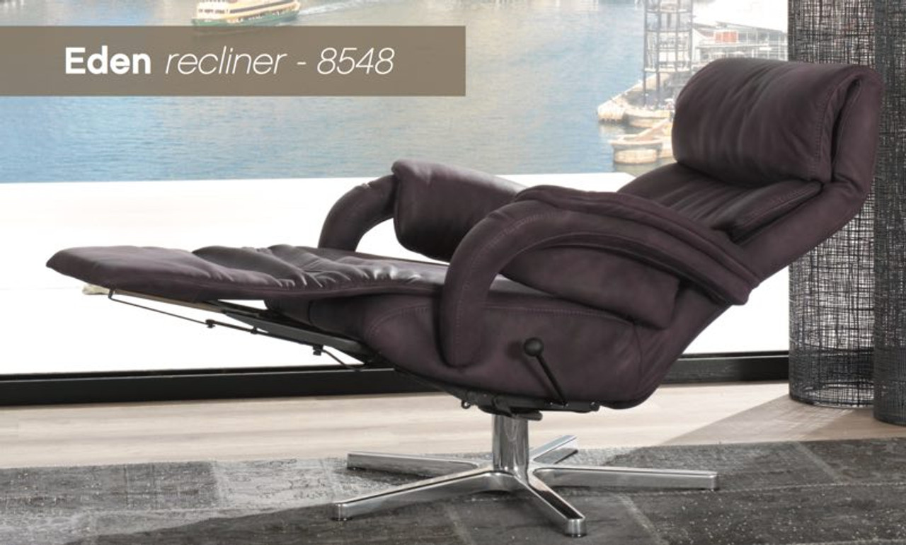 Fantastic Himolla Eden Recliner With Integrated Footrest 3 Sizes Caraccident5 Cool Chair Designs And Ideas Caraccident5Info
