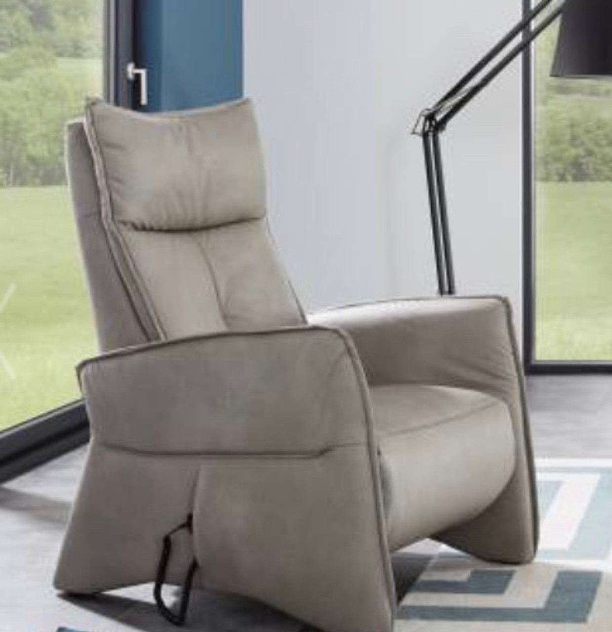 Magnificent Himolla Albatross Powered Recliner Chair Ships Free Caraccident5 Cool Chair Designs And Ideas Caraccident5Info