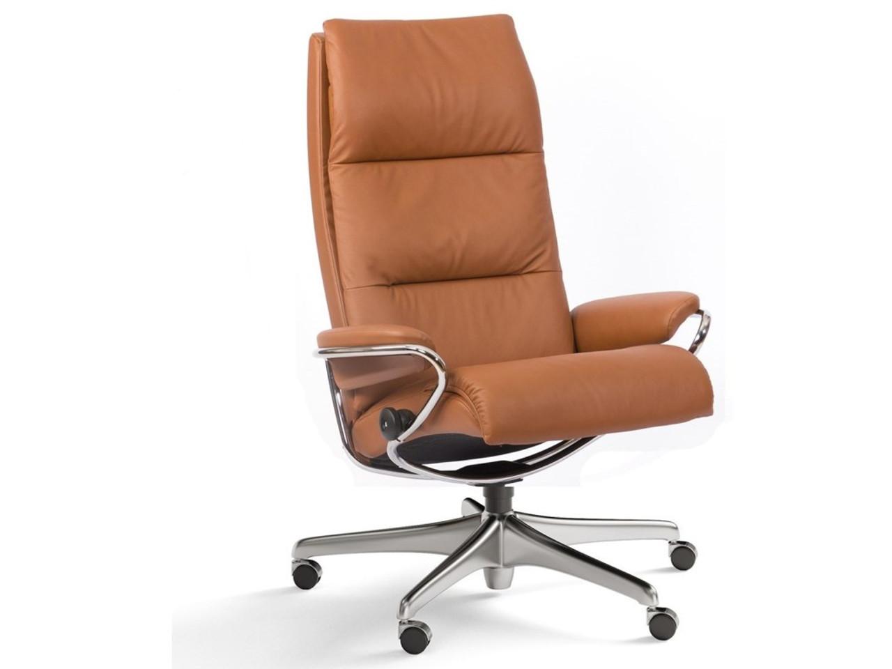 Surprising Stressless Tokyo Office Chair High Back Machost Co Dining Chair Design Ideas Machostcouk