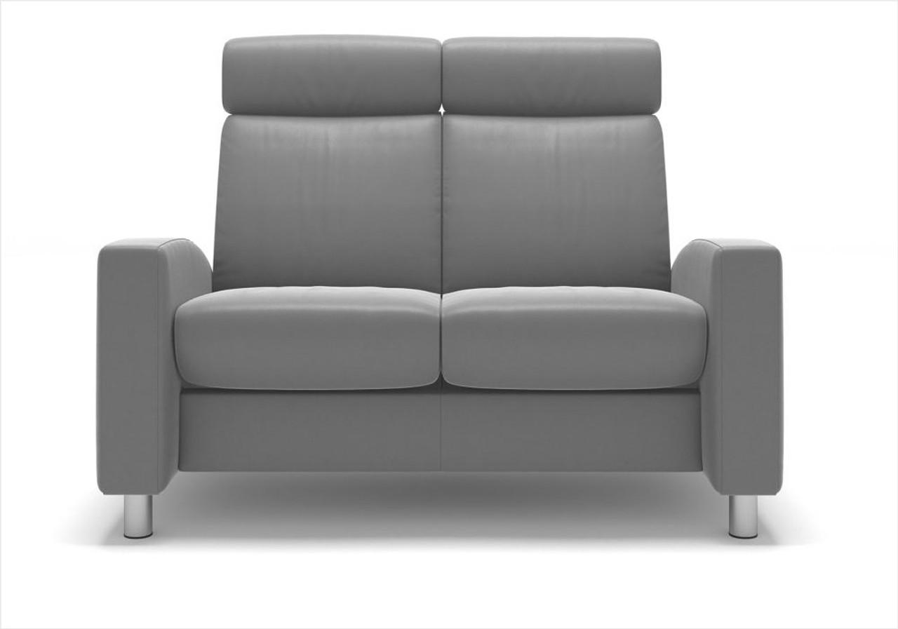 Strange Ekornes Stressless Arion A19 A10 High Back Love Seat Comfort Defined Evergreenethics Interior Chair Design Evergreenethicsorg