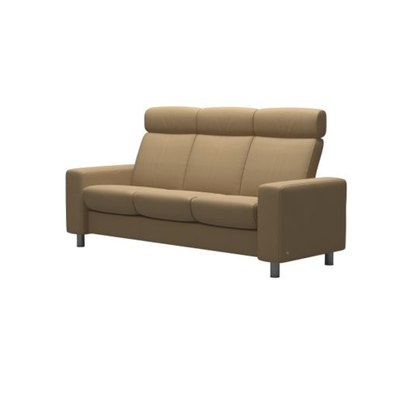 Ekornes Stressless Arion 19 A20 High-Back Sofa - Paloma Special Pricing