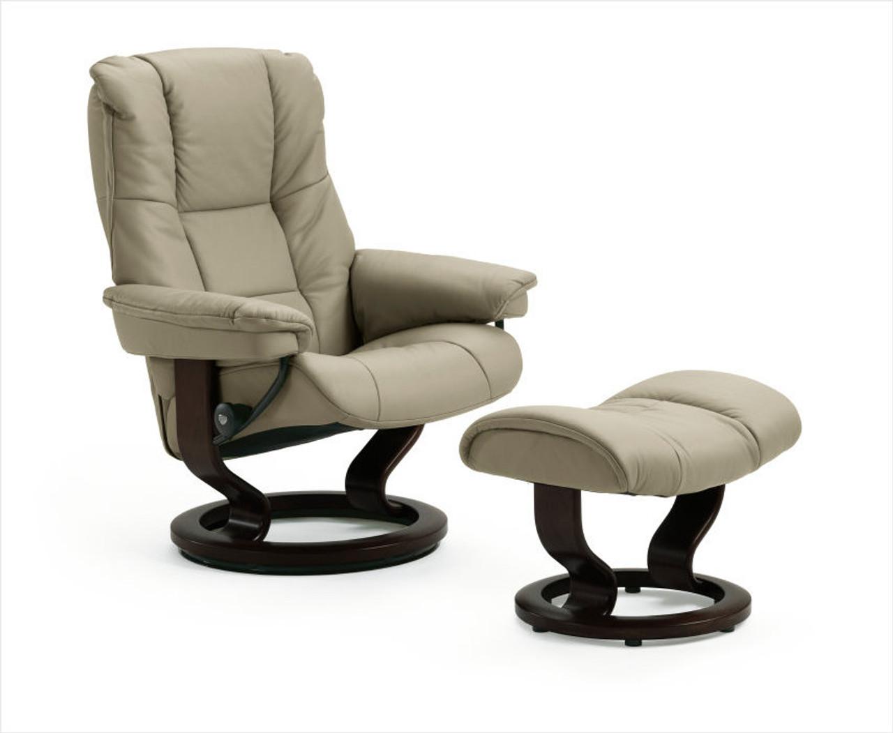 0004c9fe6b1c7 Stone Paloma shown on this Mayfair Large (Kensington) recliner chair.