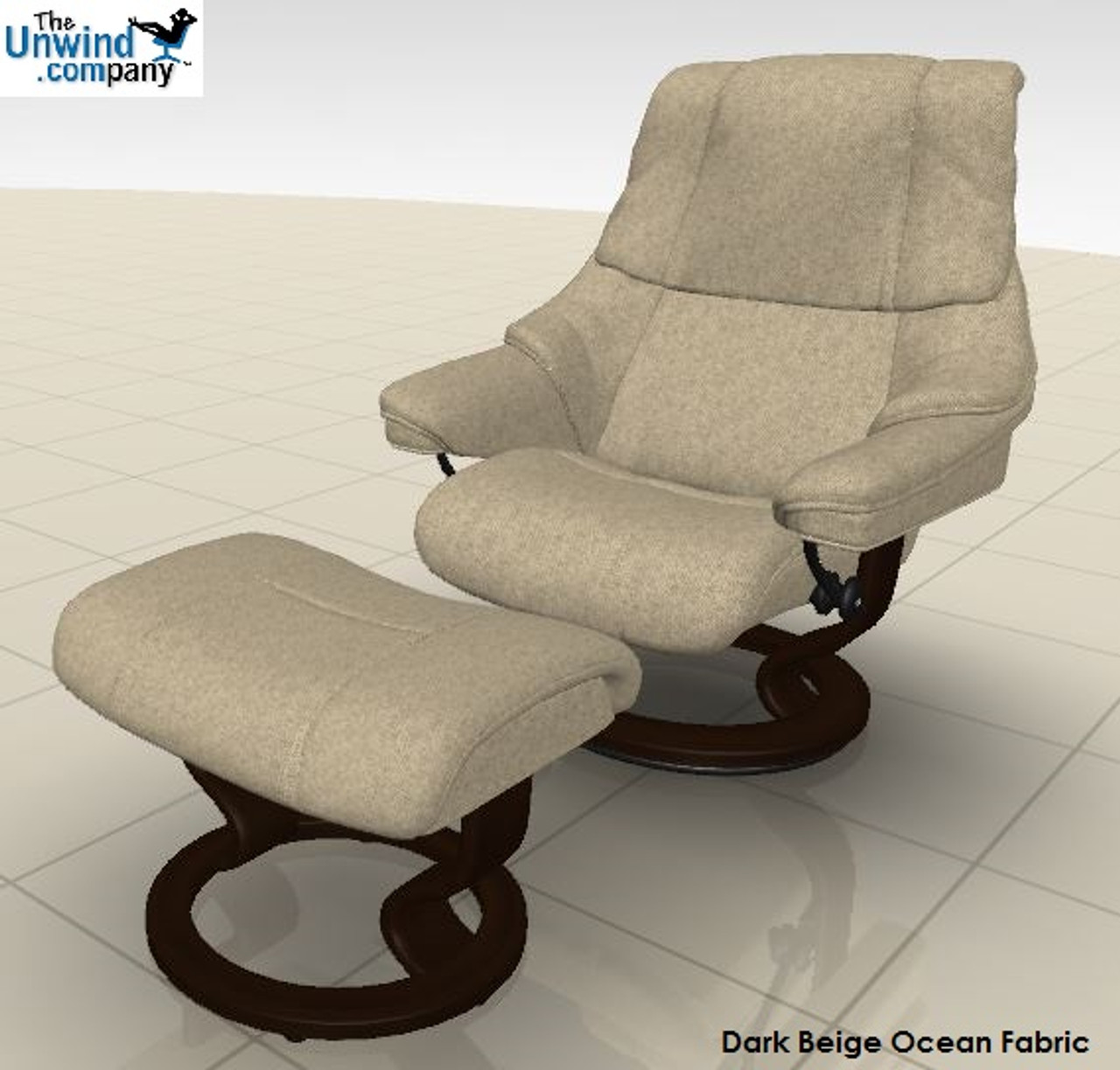 Amazing Stressless Reno Medium Recliner And Ottoman Stress Free Delivery Short Links Chair Design For Home Short Linksinfo