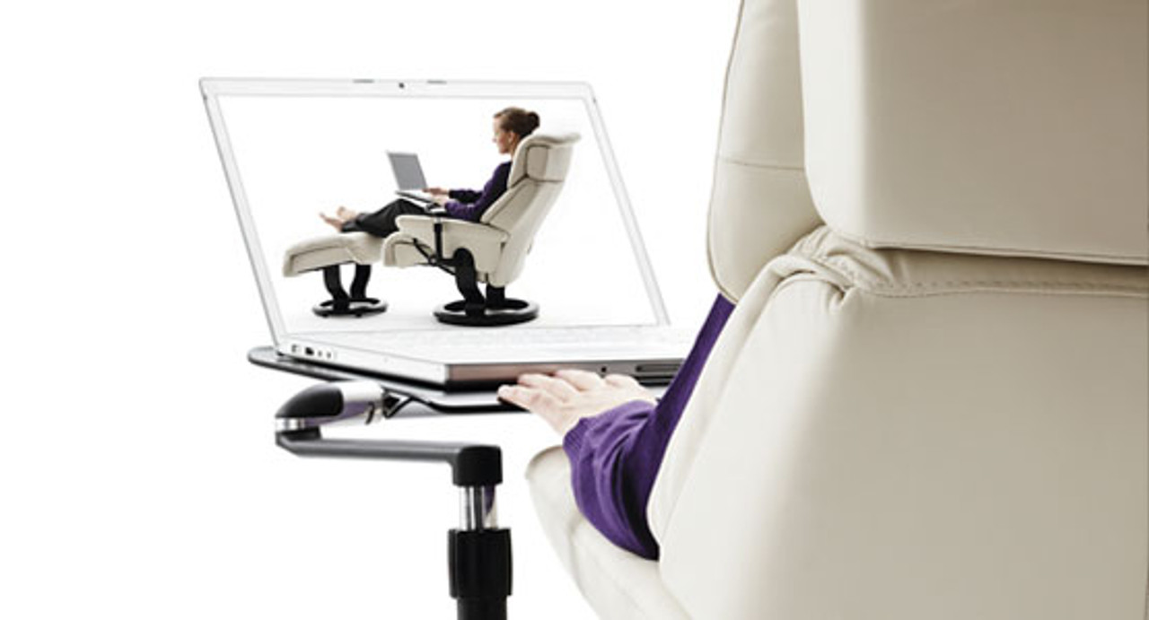 Magnificent Stressless Laptop Accessory Table Ships Fast Worldwide Short Links Chair Design For Home Short Linksinfo
