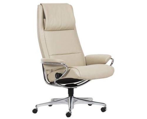 Incredible Stressless Tokyo Office Chair High Back Unwind Com Inzonedesignstudio Interior Chair Design Inzonedesignstudiocom