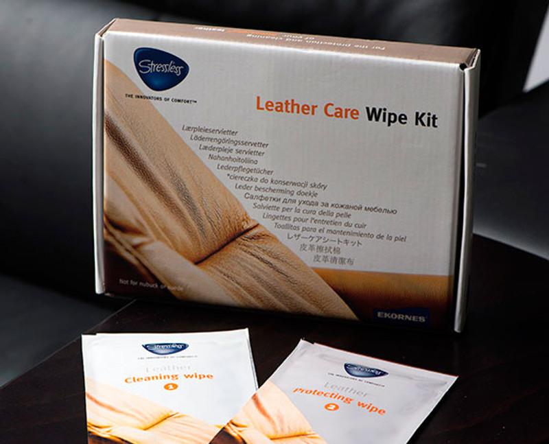 Peachy Ekornes Leather Care Wipe Kit Creativecarmelina Interior Chair Design Creativecarmelinacom