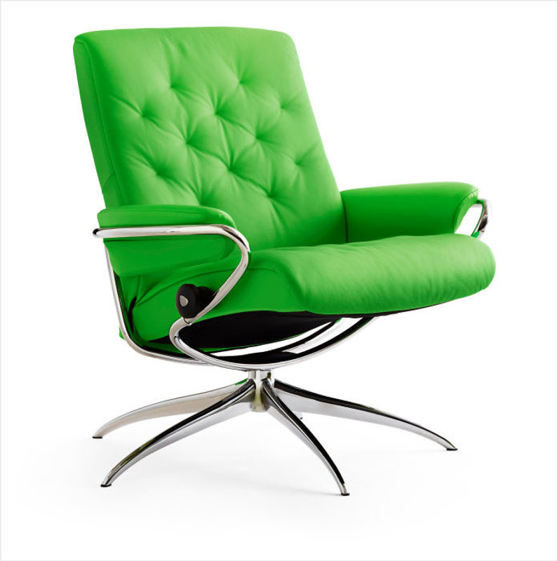Metro Low Back Recliner With Standard Base Stressless By Ekornes