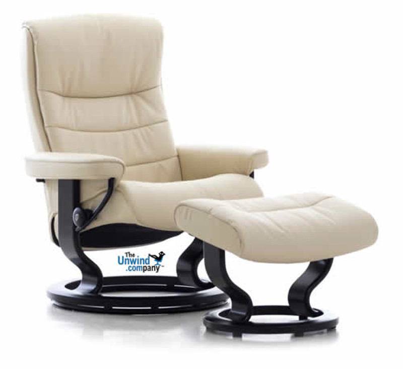 Sensational Stressless Nordic Recliner And Ottoman Medium Pain Free Nationwide Delivery Caraccident5 Cool Chair Designs And Ideas Caraccident5Info
