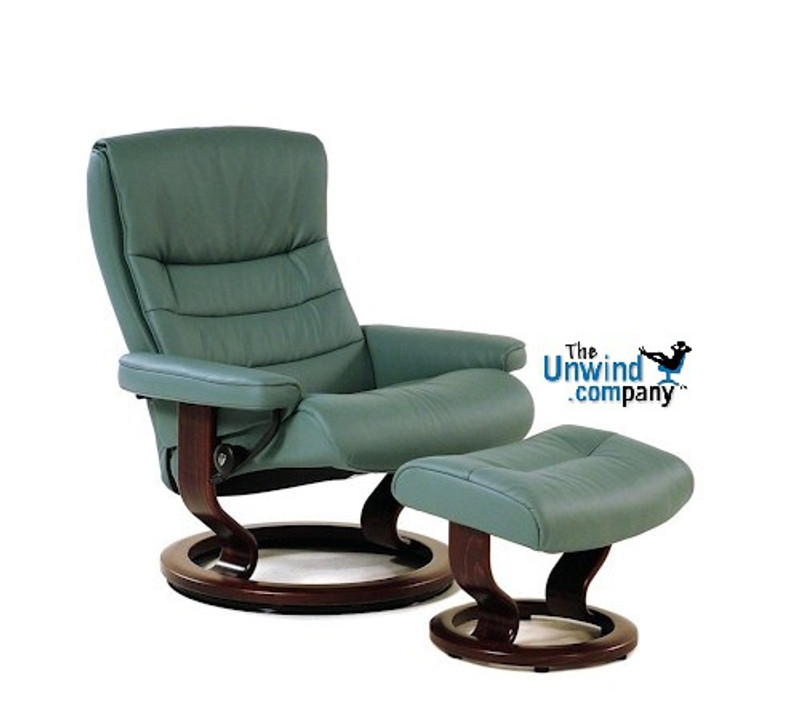 Pleasing Stressless Nordic Recliner And Ottoman Medium Pain Free Nationwide Delivery Caraccident5 Cool Chair Designs And Ideas Caraccident5Info