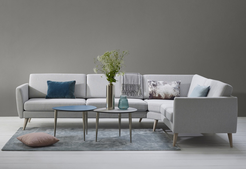 Fjords Nordic Full Sectional Sofa - Module System| Free Shipping