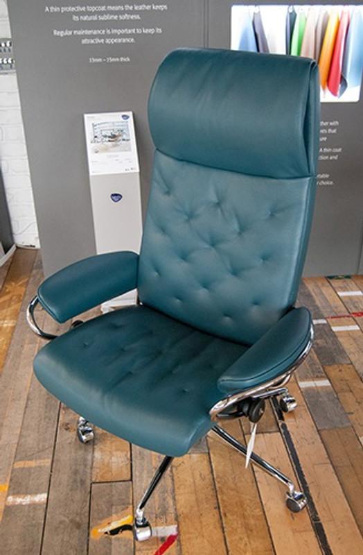 Stressless Metro Office Chair High Back Option