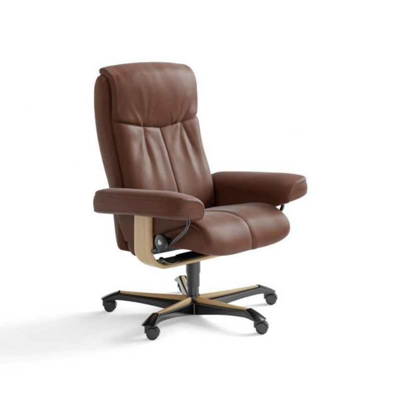 stressless peace office chair by ekornes
