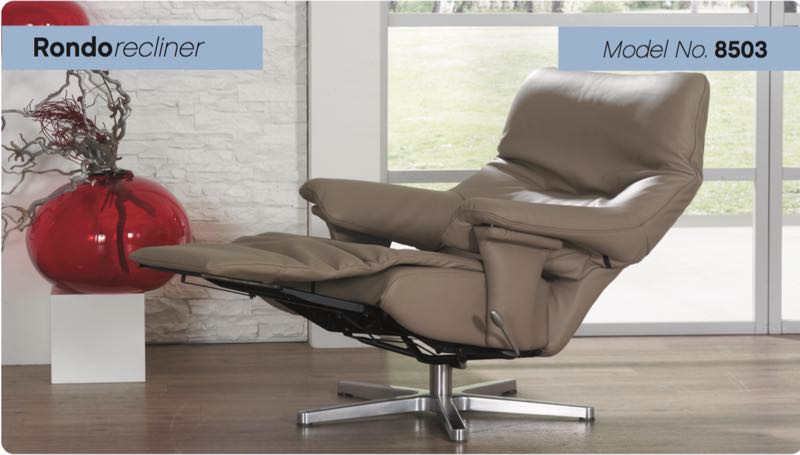 Awe Inspiring Himolla Rondo Integrated Recliner And Footstool Ships Free Caraccident5 Cool Chair Designs And Ideas Caraccident5Info