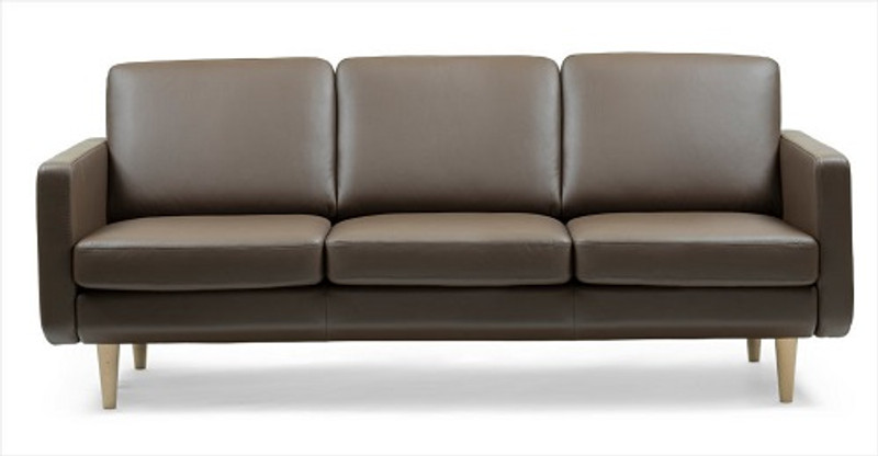 Remarkable Stressless Leo 3 Seat Trio Sofa Affordably Comfortable Machost Co Dining Chair Design Ideas Machostcouk