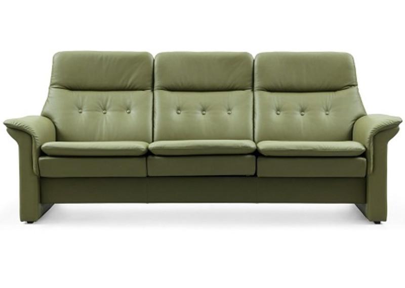 Stressless Saga High-Back Sofa   Comfort Defined